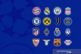 Profil tim-tim 16 besar Liga Champions