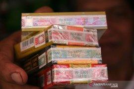 Sri Mulyani sebut cukai rokok 2021 naik 12,5 persen