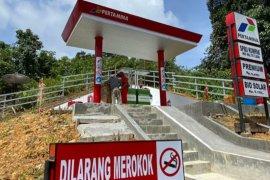 Pertamina tambah 14 SPBU di daerah terpencil Pulau Kalimantan