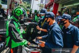 Gojek targetkan uji coba kendaraan listrik untuk sepeda motor pada 2021