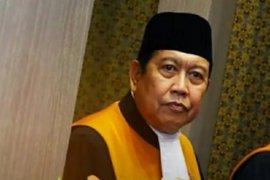 Hakim Agung Dudu Duswara meninggal dunia, positif COVID-19