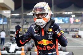 Verstappen kalahkan duet Mercedes untuk pole position GP Abu Dhabi