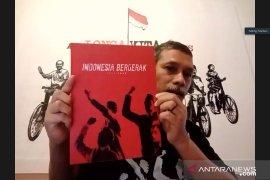 LKBN ANTARA luncurkan buku Indonesia Bergerak 1900-1942