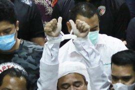 Polisi sebut Rizieq sehat di sel tahanan