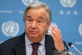 Sekjen PBB Guterres minta militer Myanmar hentikan penindasan