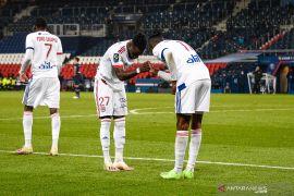 Lyon pecundangi PSG 1-0 di Parc des Princes