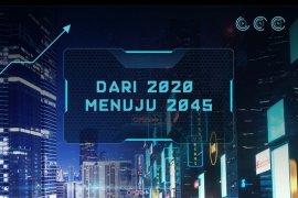 """""""Apa Ada Cinta 2045?"""", film tentang Indonesia di masa depan"""