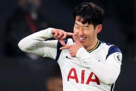 Son Heung-min untuk kelima kalinya jadi pesepakbola terbaik Korsel