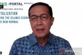 Indonesia raih peringkat kedua pengembangan keuangan syariah 2020