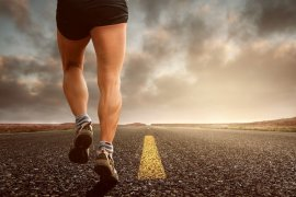 Agar tubuh bugar, olahraga harus tak bisa sesuka hati