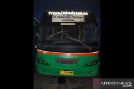 Pelaku menghabisi nyawa ibu hamil di dalam Bus Mayasari Bhakti