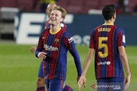 Frankie de Jong: El Clasico laga penting, tetapi tidak menentukan