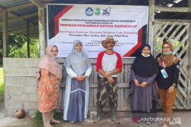 Program PKM Unand dorong pengembangan usaha pupuk cair organik