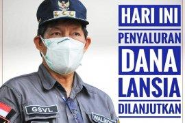 Pemkot Manado lanjutkan pembayaran bantuan Lansia