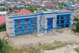 Gedung SMAN 1 Tanjung Selor Masuk Tahap ke-3