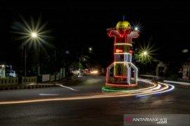 Kondisi Kota Poso jelang perayaan Natal dan Tahun Baru