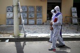 Kolombia tembus 80.000 kematian COVID-19 dengan ruangan ICU hampir penuh