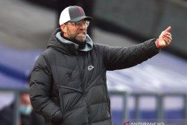 Juergen Klopp bersikeras performa Liverpool tak melorot walau seret gol