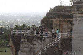 21.068 wisatawan kunjungi Sleman pada libur akhir tahun