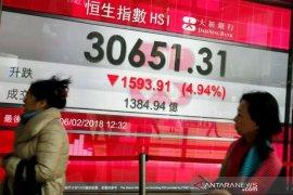 Saham China ditutup melemah tertekan kekhawatiran perlambatan ekonomi