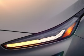 Chevrolet ungkap tampilan perdana lampu Bolt EUV 2022