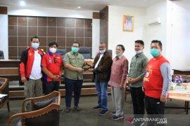 Bupati Solok terima kunjungan tim touring basamo ke Kabupaten Solok