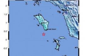 Gempa magnitudo 5,2 di Maumere dan Nias  tandai akhir tahun 2020