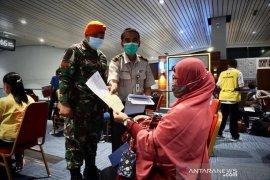 Penutupan WNA ke Indonesia berjalan lancar di Bandara Soeta