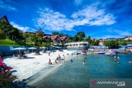 Hunian hotel di Parapat-Berastagi Sumut pada malam Tahun Baru 80 persen