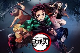 "Film animasi ""Demon Slayer\"" mendarat di bioskop"