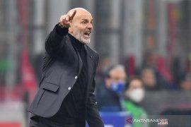 Pioli sebut kartu merah Ibrahimovic jadi biang keladi kekalahan Milan