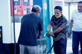 Pemkab siapkan SPBU khusus untuk nelayan di Pelabuhan Majene