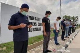 Kabar baik, Kogabwilhan I: 4.767 pasien COVID-19 RSKI Pulang Galang telah sembuh