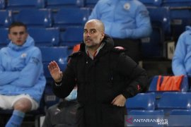 Pep Guardiola serukan jumlah klub di Liga Premier  dikurangi