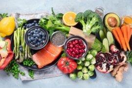 Bantu tingkatkan imunitas dengan makanan gizi seimbang