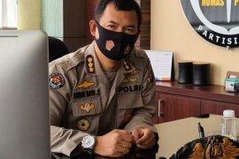Selain penutupan, polisi juga gelar operasi yustisi di GOR H Agus Salim