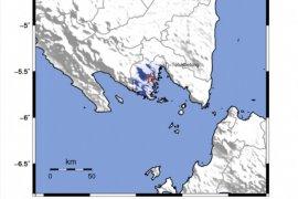 Gempa bumi magnitudo 3,4 guncang Kabupaten Pesawaran