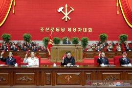Kim Jong Un mengakhiri kongres partai dengan pertunjukan seni massal