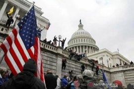 Kerusuhan di Capitol Amerika, empat tewas dan 52 ditangkap