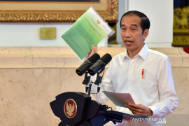 Jokowi to receive first COVID-19 vaccine shot on Wednesday morning