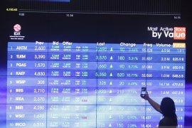 IHSG awal pekan bergerak menguat seiring kenaikan bursa saham Asia