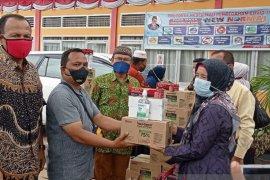 FPMS berikan bantuan alat kesehatan ke sekolah di Kecamatan Payakumbuh