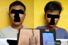 Polisi di Tolitoli ringkus dua pengedar sabu