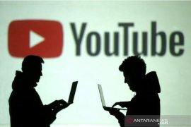 YouTube sebut setiap 10 ribu penayangan, 16- 18 konten melanggar