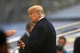 Tamat sudah karir politik Presiden Donald Trump