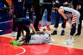 Cedera lutut Thomas Bryant tinggalkan pertandingan