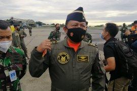 Asops Kasau optimistis Tim SAR  temukan badan pesawat Sriwijaya