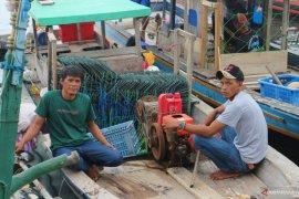 Suara Sriwijaya Air mengujam laut menggetarkan rumah di Pulau Lancang