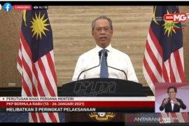 Muhyiddin Yasin: Pemilu tidak dilaksanakan selama darurat