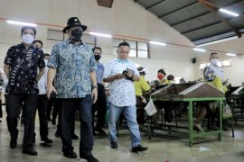 Ketua DPD: Inovasi wisata kuliner Bandung bisa ditiru daerah lain